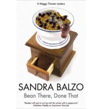 bean there done that balzo Book Review: Bean There, Done That by Sandra Balzo