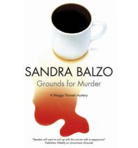 grounds for murder balzo Book Review: Bean There, Done That by Sandra Balzo