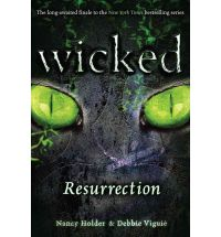 nancy holder resurrection Review: The Cursed Ones by Nancy Holder and Debbie Viguie