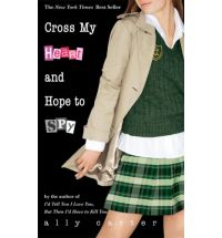 ally carter cross my heart and hope to spy Book List: young adult books about spies
