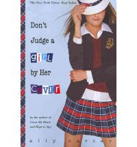 ally carter dont judge a girl by her cover Book List: young adult books about spies