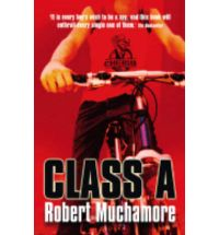 class a muchamore Book List: young adult books about spies