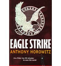 eagle strike horowitz Book List: young adult books about spies
