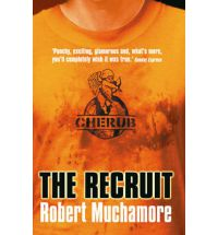 recruit muchamore Book List: young adult books about spies
