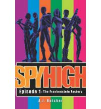 spy high 1 Book List: young adult books about spies
