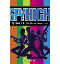 spy high 2 Book List: young adult books about spies
