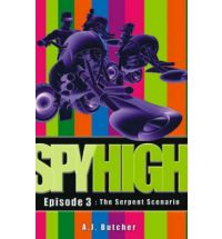 spy high 3 Book List: young adult books about spies