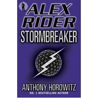 stormbreaker horowitz Book List: young adult books about spies