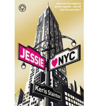 jessie hearts NYC keris stainton Book Review: Jessie Hearts NYC by Keris Stainton