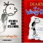 Book vs Film: Diary of a Wimpy Kid by Jeff Kinney