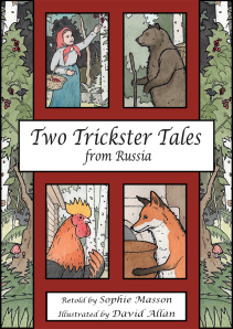 two trickster tales final draft cover Christmas Press heralds a return to traditional picture book publishing in Australia